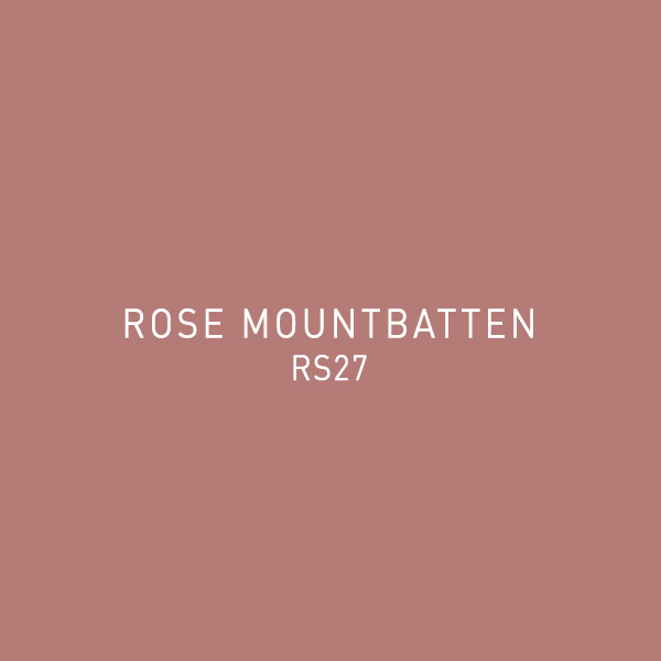 Rose Mountbatten RS27