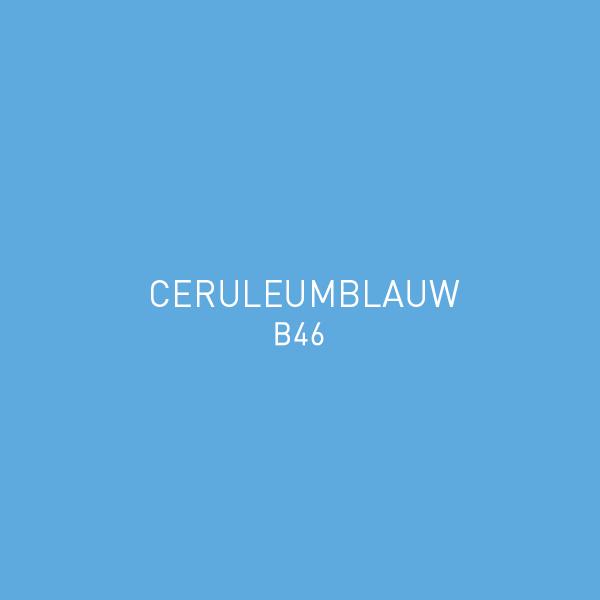 Ceruleumblauw B46
