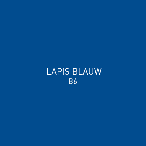Lapis Blauw B6