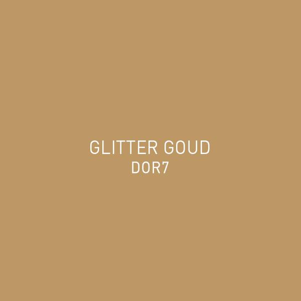 Glitter Goud DOR7