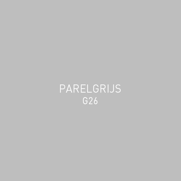 Parelgrijs G26