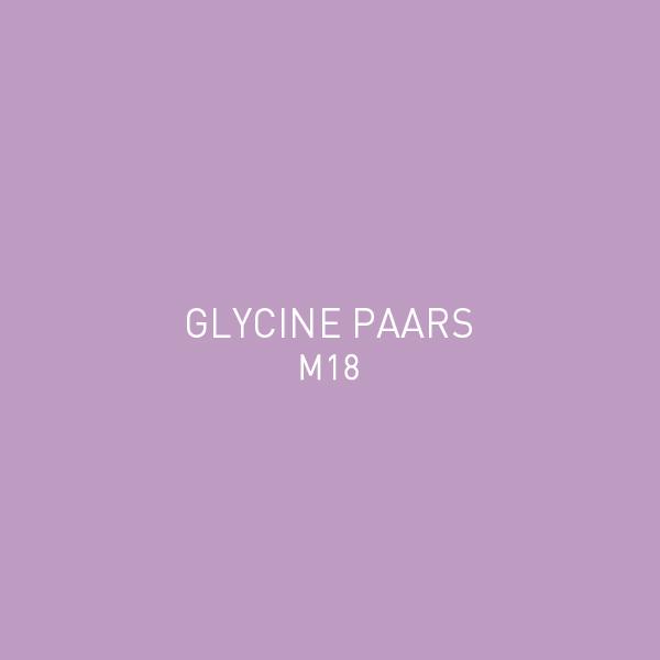 Glycine Paars M18
