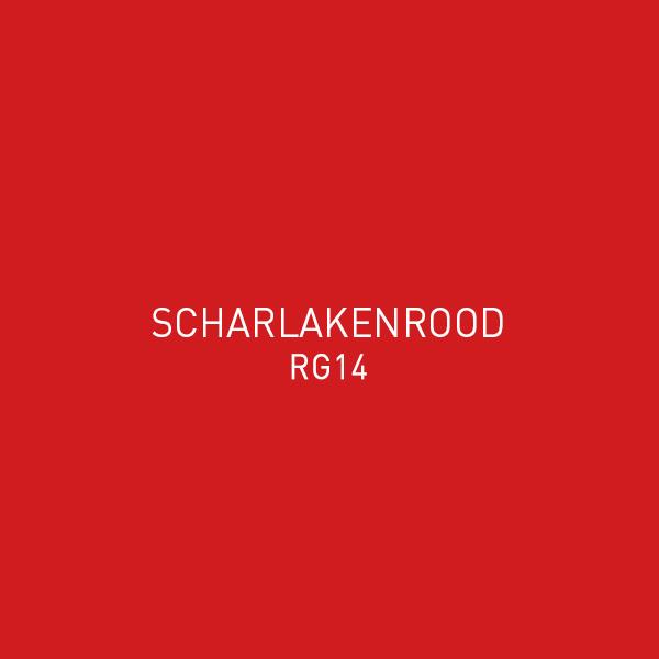 Scharlakenrood RG14