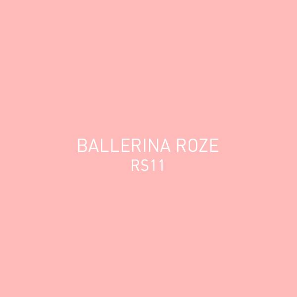 Ballerina Roze RS11