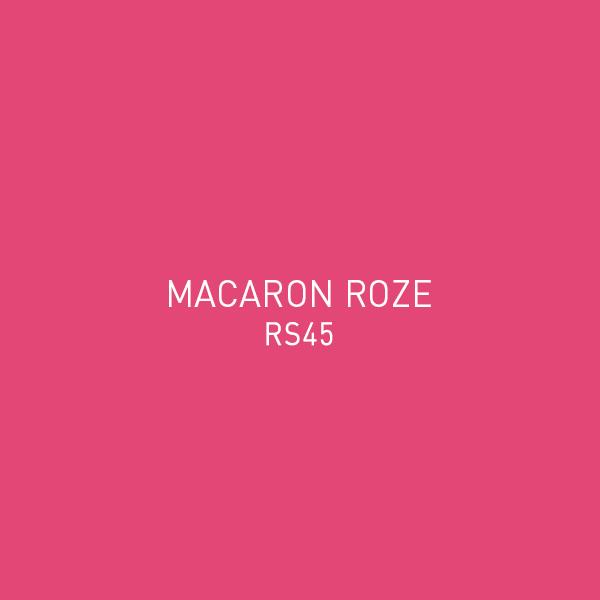 Macaron Roze RS45