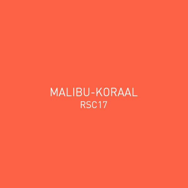Malibu-koraal RSC17