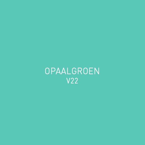 Opaalgroen V22
