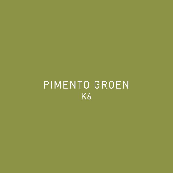Pimento Groen K6