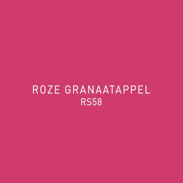 Roze granaatappel RS58