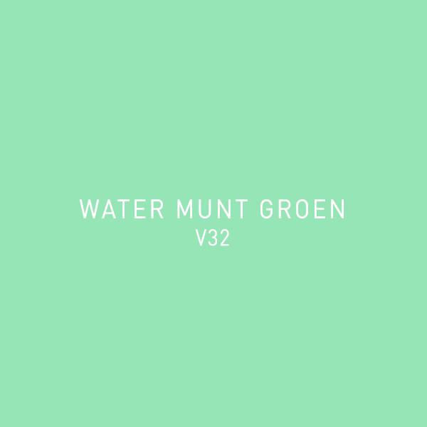 Water Munt Groen V32